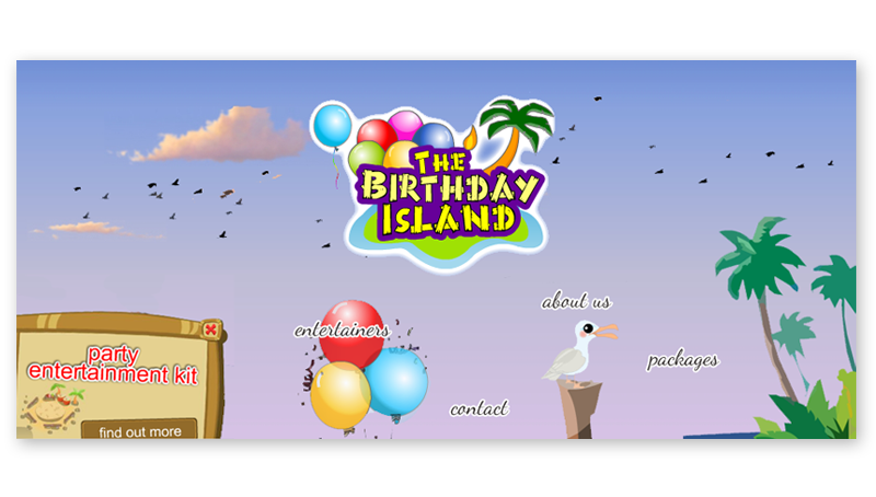 The Birthday Island